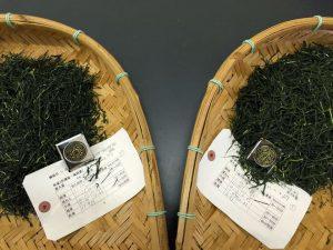 お茶の製造