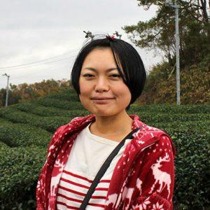 北田麗子さん
