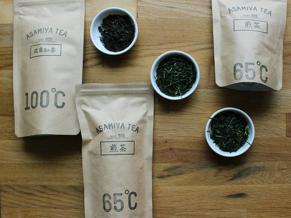 昇龍園さんの朝宮茶